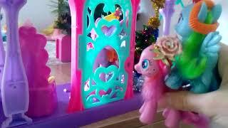 MLP сериал : Жизнь ПОНЕЙ / 2 серия '' Каково жить у Принцессы Твайлайт...''