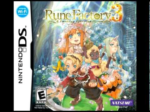 Rune Factory 3 Soundtrack - Spring