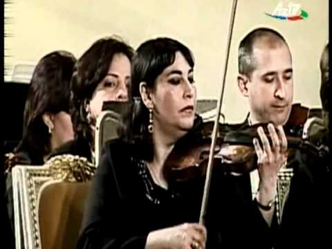 Akshin Alizadeh. The third Symphony. Azerbaijan State Symphony Orchestra.Conductor Rauf Abdullayev.