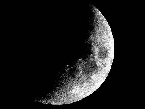 Почему ночью не видна Луна?/Почему днем видна Луна?