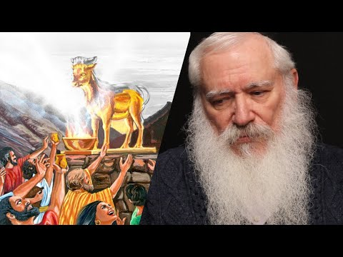 The Sin Of The Golden Calf: The Whole Story Doesn't Make Sense - Until Now