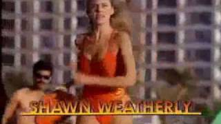 Baywatch Season One Version One Intro (Using Seasons 2-9 Theme Song)