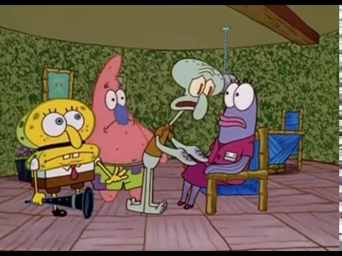 SpongeBob: 5 Thaddeus