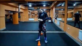 Бокс.тренировка на моторику