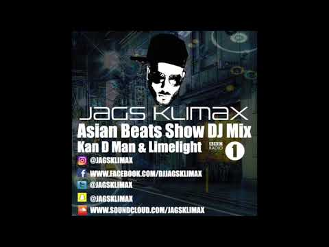 JAGS KLIMAX | BBC Radio 1  DJ Mix | Asian Beats Show with Kan D Man & Limelight