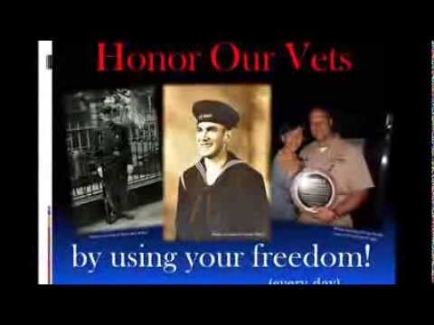 Richboro Middle School Library Honors Our Veterans 2013