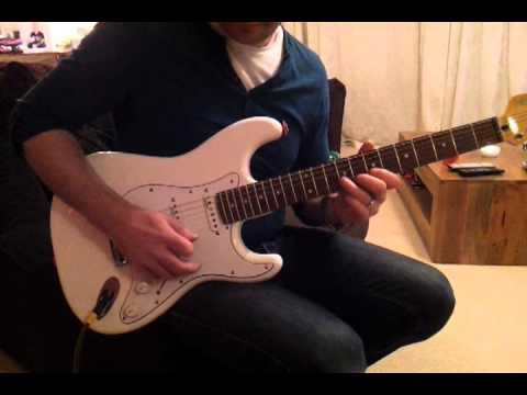 Vintage V6JMH Fillmore Stratocaster - YouTube