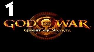 God of War: Ghost of Sparta - Walkthrough Part 1