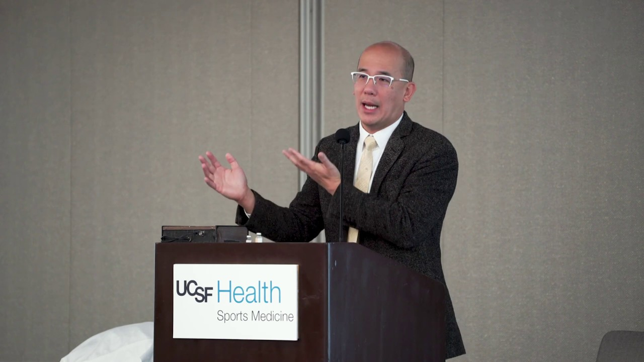 Top Shoulder Problems in Primary Care - C  Benjamin Ma, MD