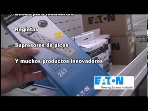 Autoservicio El Eléctrico en Liberia Guanacaste distribuye Eaton