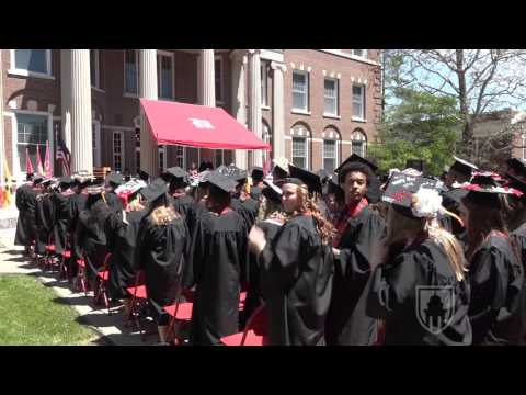 Monmouth College 2017 Commencement
