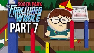 SOUTH PARK THE FRACTURED BUT WHOLE Gameplay Walkthrough Part 7 - COUSIN KYLE RETURNS (Full Game)