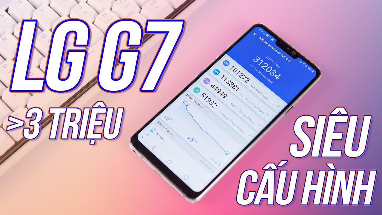 Download Mình Bán Điện Thoại LG G7 ThinQ Cấu Hình Cao Giá Siêu Rẻ, Sale Mạnh Dịp Tết 2021!