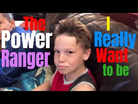 The Power Ranger I Really Want to Be
