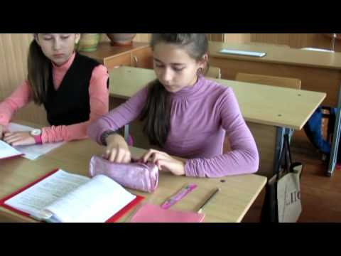 """Вилейская гимназия №1 """"Логос"""". Сравнение 5 и 9 классов. Видео ко дню учителя."""