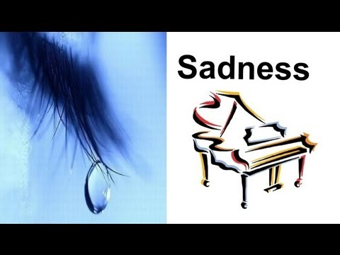 Sad Piano Music Instrumental that make you cry beautiful emotional gentle sheet music orchestra solo