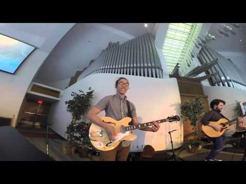 My Redeemer Lives - Hillsong - Electric Guitar Cover (HD)