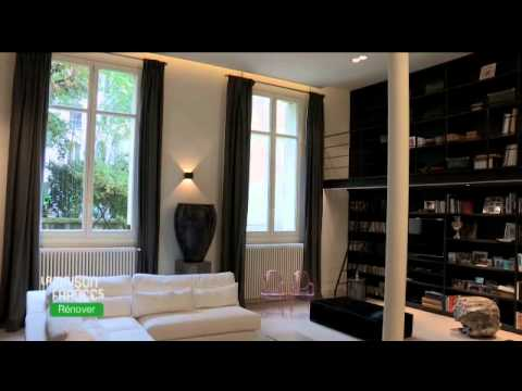 R novation d 39 un appartement en rez de chauss e youtube - Appartement rez de chaussee ...