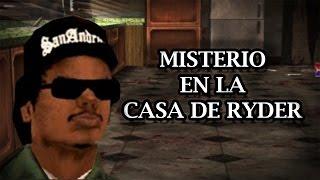 GTA SA - El horripilante misterio en la casa de Ryder - Terror Loquendo