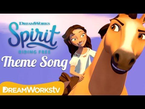 Opening Theme | SPIRIT RIDING FREE
