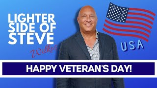 Happy Veteran's Day (The Steve Wilkos Show)
