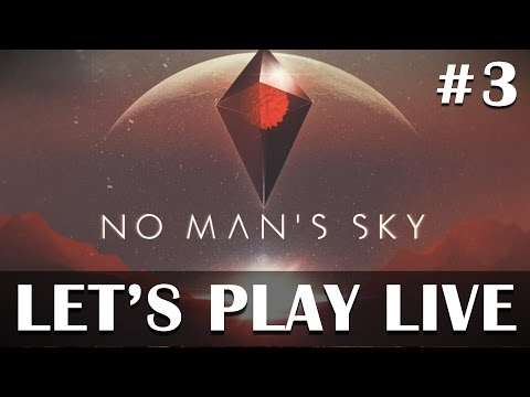 No Man's Sky PS4 gameplay - Atlas Stones, Warp Cells and ugly alien punching!