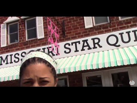 Video Tour of Missouri Star Quilt Co Shops!