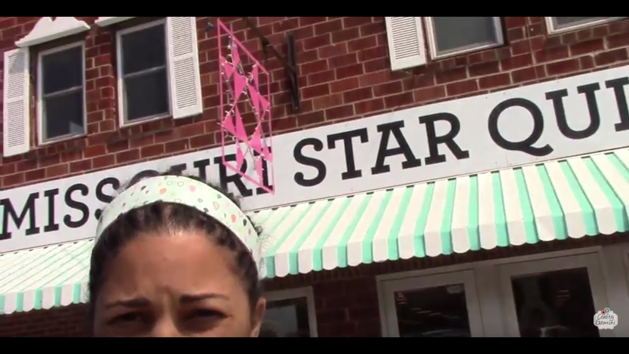 Video Tour of Missouri Star Quilt Co Shops! - YouTube : missouri quilt shop - Adamdwight.com