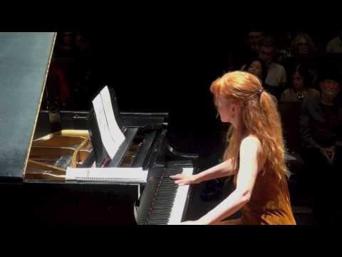 Sarah Cahill (piano) plays Delta 88 (Shinji Eshima)