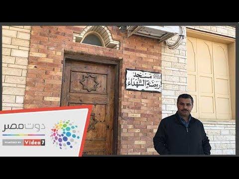 -الروضة- تتجمل لإحياء الذكرى الأولى لرحيل شهداء المسجد