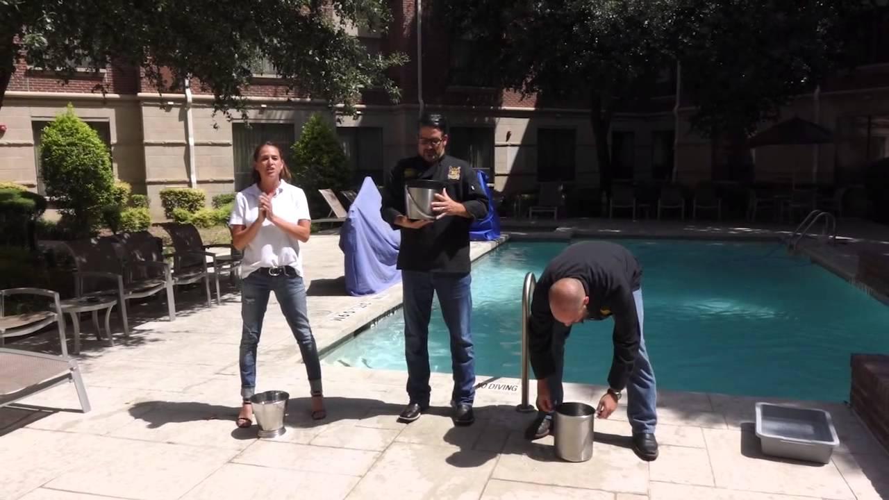 ALS Ice Bucket Challenge - YouTube