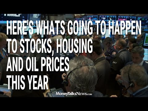 What's Going to Happen to Stocks, Housing and Oil Prices in 2016