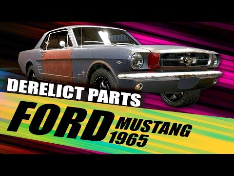 Ford Mustang 1965 Derelict Part Locations Need For Speed Payback Derelict Car Locations Youtube