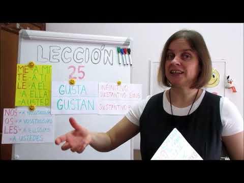Hola amigos - 25. lekce španělštiny s misionářkou