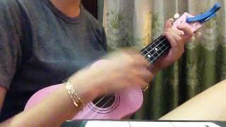 Nơi Anh Không Thuộc Về - cover ukulele