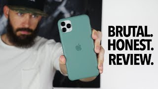 iPhone 11 Pro Max - BRUTALLY Honest Review