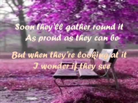 The Perfect Tree by Ray Boltz with Lyrics