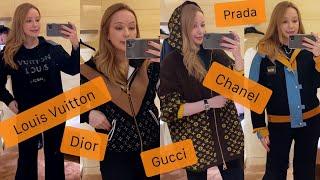 Тренды 2020- 21*  одежда🧥 обувь 👢сумки 👜 Shopping Vlog *Европейские люкс- Бренды*