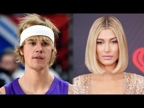 Justin Bieber y Hailey Baldwin ACARAMELADOS en Iglesia y Discoteca en Miami