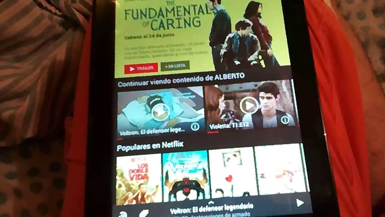Error 16003 Netflix Youtube