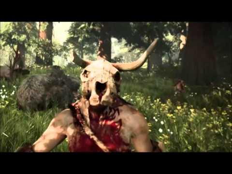 far cry 5 PRIMAL (trailer oficial) ESPAÑOL SUB