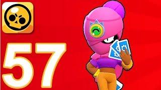 Brawl Stars - Gameplay Walkthrough Part 57 - Tara (iOS, Android)