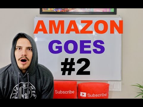 Amazon Becomes 2nd Most Valuable Company in the World Today! How come?