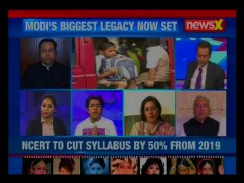 NCERT to cut syllabus by 50%; move to be effective from 2019 academic session — Nation at 9