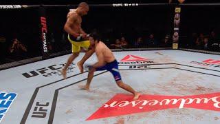 Лучшие финиши участников UFC Бойцовский остров 5