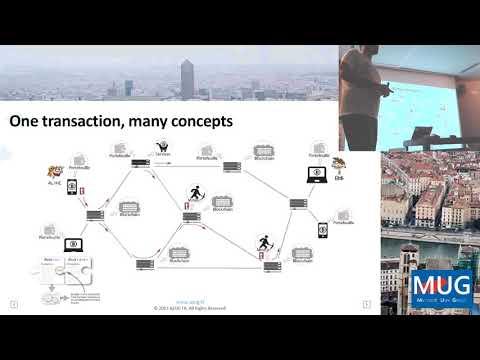 Renault-Nissan + Blockchain IoT = Retour d'Expérience !