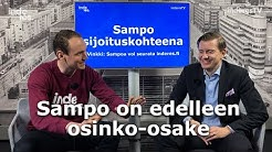 Sampo on edelleen osinko-osake