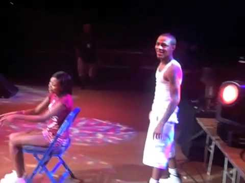 BOW WOW LIVE FROM HARTFORD,CT HOT 93.7 SUMMER JAM