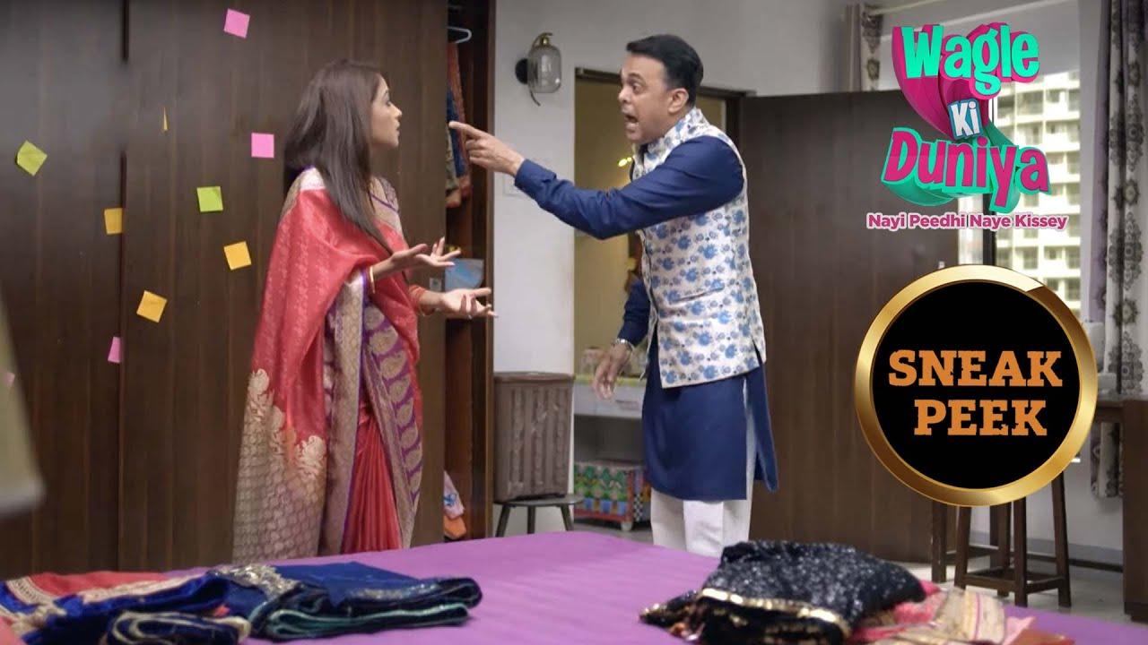 Dakshesh की पसंद है Rajesh को नापसंद - वागले की दुनिया - Ep 108 - 22 जुलाई, 2021