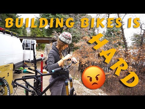 Roadtrip back to New Mexico and BUILDING THE NEW BIKES!